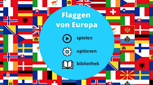 Flaggen von Europa